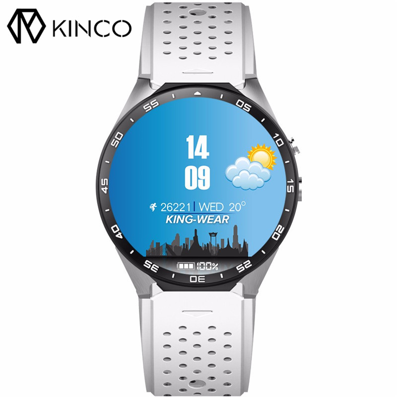 KINGWEAR KW88 1.39-inch Android 5.1 3G Smart Watch MTK6580 Quad Core 1.3GHZ 512MB RAM 4G ROM WIFI GPS Heart Rate Monitor no 1 d6 1 63 inch 3g smartwatch phone android 5 1 mtk6580 quad core 1 3ghz 1gb ram gps wifi bluetooth 4 0 heart rate monitoring
