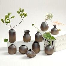 Small Porcelain Flower Vases Antique Ceramic Decorative Flower Vase Modern Flower Ceramic Vase Wedding Decoration Tabletop Vase цена