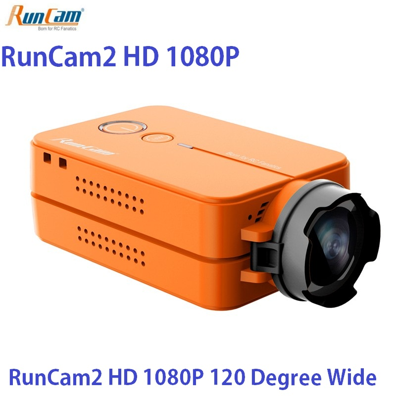 RunCam 2 RunCam2 Ultra HD 1080P 120 Free 16G SD Wide Angle WiFi link Camcorder FPV Camera For QAV210 Quadcopter Racing Drone RC teer h800 1 6 tft display screen 120 wide angle hd 2 0mp cmos 1080p hfd camcorder black silver