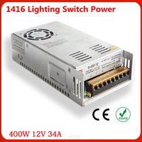 Manufacturers Selling Output 400W 12V 34A Switch Power S 400W 12v LED Drive High Power Instrumentation