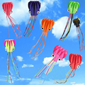 Out Door esporte brinquedo venda inteira e Hotsell 4 m linha conluio poder Software Kite com ferramentas vôo inflável e fácil de voar