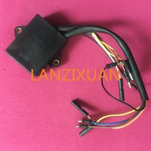 Free shipping igniter for Hyfong Hidea Yamabisi and Yamaha 4 stoke 9.9 HP 15 HP outboard motor boat hook ignition igniter