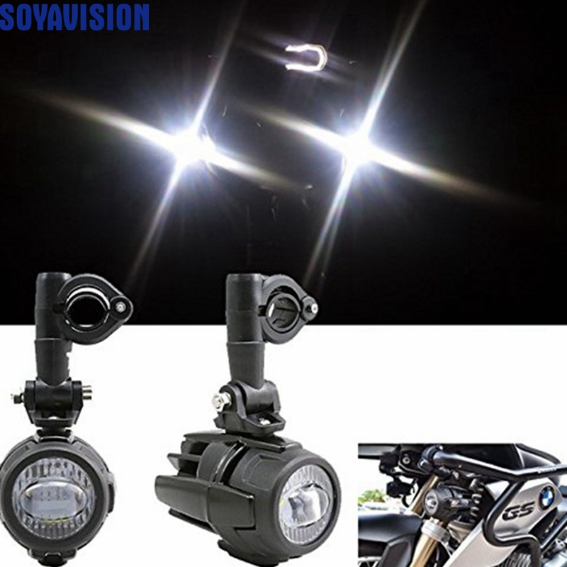 LED Fog Light Auxiliary Driving Passing Lamp for BMW R1200GS ADV F800GS F700GS