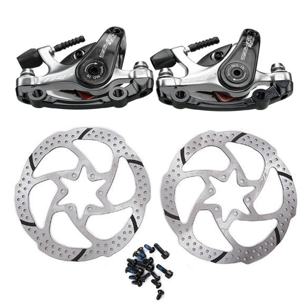 TRP SPYRE SLC Road Bike Carbon Mechanical Disc Brake spyre slc Front Rear Pair w or