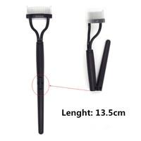 50 Pcs New Design Professional Make up Applicator Eyelash Comb Portable Eyelash Separator Eyebrow Comb Curler Tools