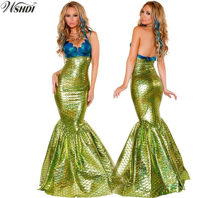 Erwachsenes sexy Meerjungfrauenkostüm