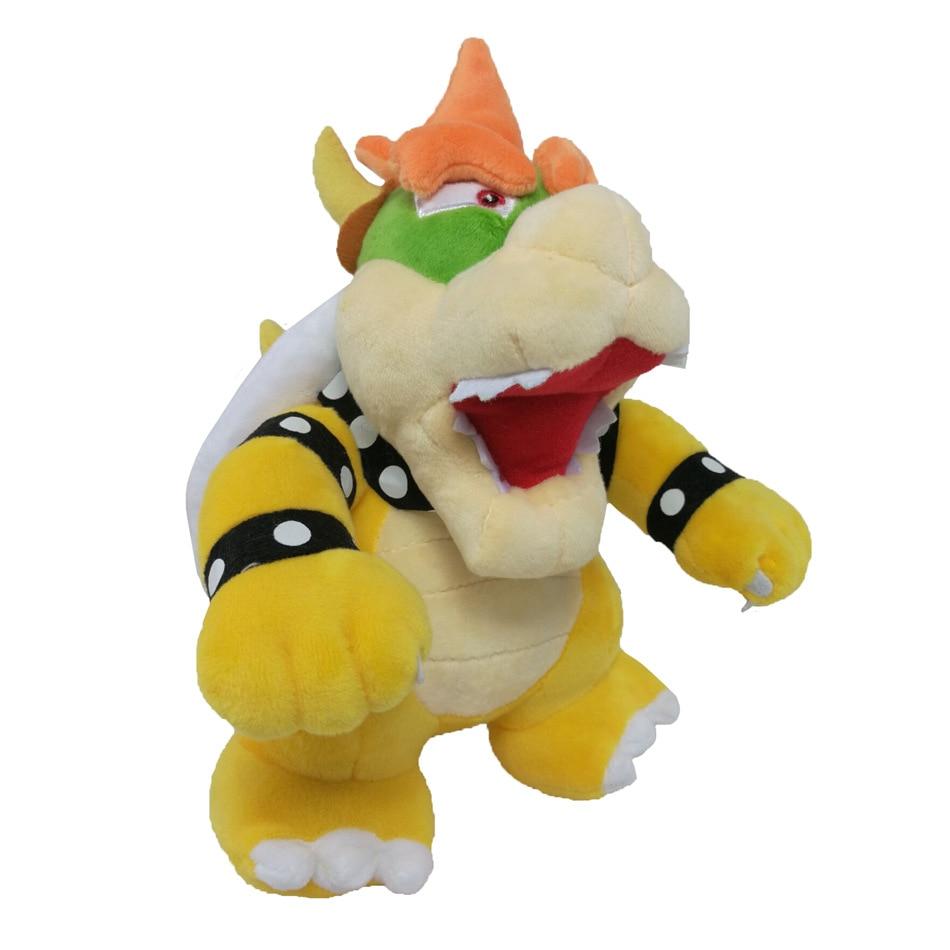 Promo Offer Big Monster King Koopa Jr 10in Super Mario Bros