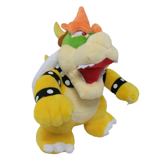 Grand monstre roi koopa jr 10in super mario bros - Monstre de mario ...