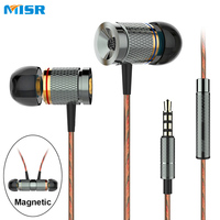 Lastkings Wired In Ear Earphone For Phone With Mic Microphone 3 5mm Jack Headset Stereo Bass