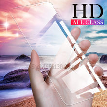 9H 2Pcs Tempered Glass For Samsung Galaxy A6 A8 J6 J4 Plus A7 2018 Screen Protector For Samsung Galaxy A30 A50 M30 M20 Glass(China)
