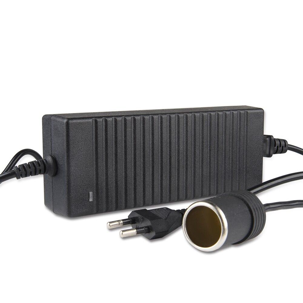 120 Вт 12 в 10 А автомобильный инвертор источник питания прикуриватель адаптер переменного тока в постоянный ток, 100 В/110-220 В/230 В/240 В Автомобильн...