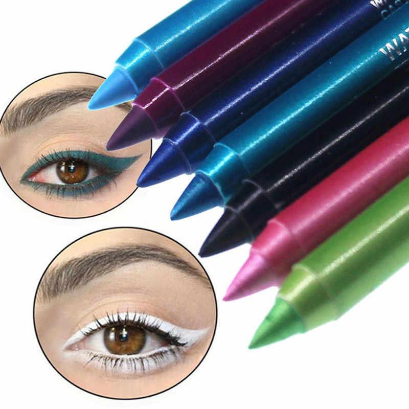 1 Bộ 12 Màu Sắc Duyên Dáng Nữ Longlasting Chống Nước Mắt Lót Bút Chì Sắc Tố Đen Màu Trang Điểm Mỹ Phẩm Dụng Cụ Làm Đẹp