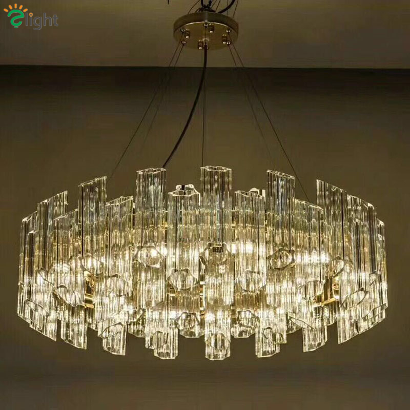 Luxury Post Modern Lustre Led Pendant Light G9 Plum Glass Tube Pendant Lighting Living Room Hang Lamp Dining Room Suspend Lamp стоимость