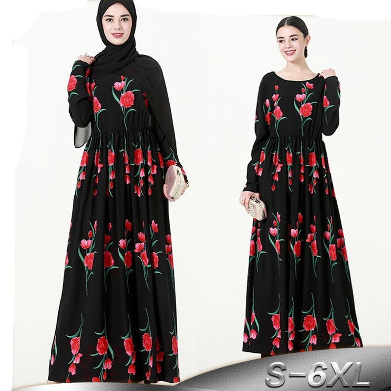 Abaya Dubai Muslim Dress Qatar UAE Arabic Hijab Dress Jilbab Kaftan Robe Musulmane Abayas For Women Turkish Islamic Clothing