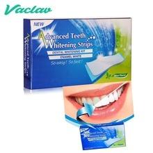 Вацлав Стоматологическая отбеливающая полоска для зубов отбеливающая полоска для отбеливания зубов идеальная улыбка виниры для удаления пятен отбеливающий набор для зубов