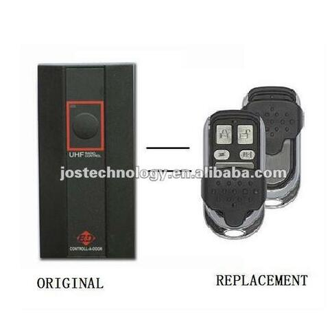 318mhz Mpc2 Bnd Replacement Remote Bnd Garage Door Remote A111