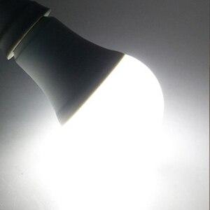 Image 5 - 12 W Fiala di trasporto HA CONDOTTO E27 B22 Intelligente Lampada di Notte del LED Con Sensore di Movimento PIR AC 85 265 V Luce lampadina Per Scale Corridoio Portico Esterno Garage