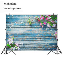 Wood Floor Photography Backdrop Spring Flower Newborn Baby Shower Photo Background Booth Studio Goods for Photophone Vinyl Cloth wood floor backdrop vinyl cloth high quality computer printed wooden photography studio background