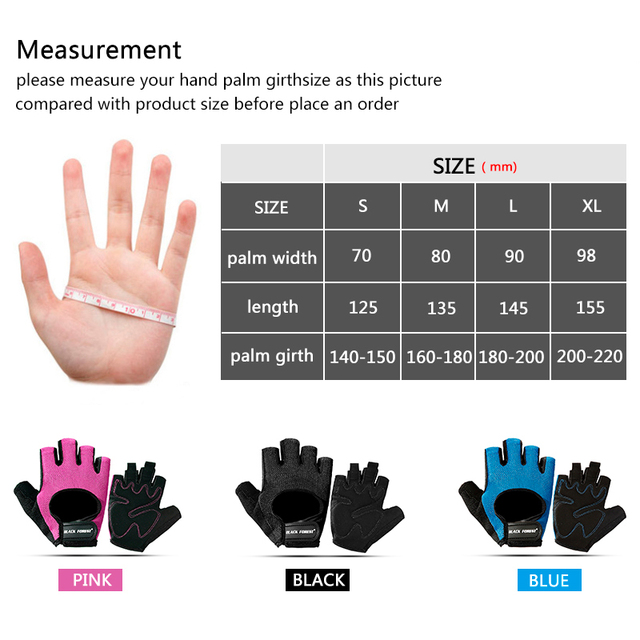 Weight Lifting Gloves  4