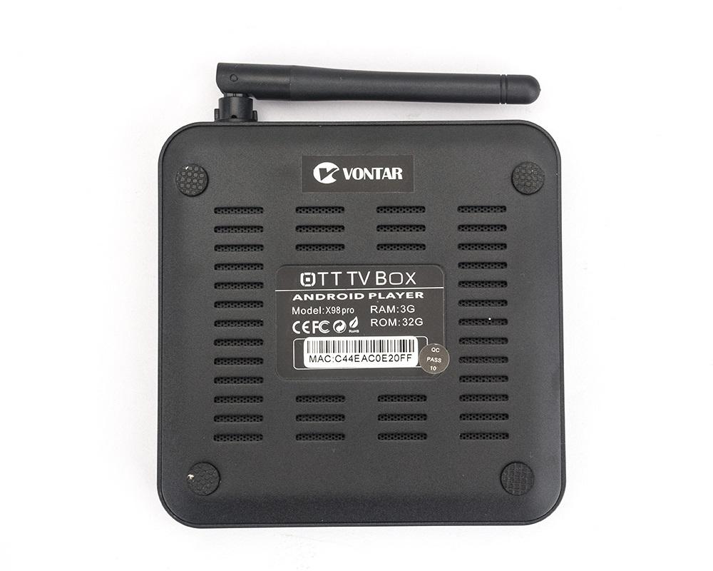 VONTAR X98 PRO-