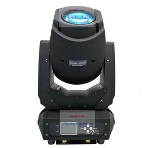 Image 2 - 2XLot أحدث 200 واط LED تتحرك إضاءة أمامية تدفق البقع الضوئية 3IN1 LED أضواء للمسرح مثالية ل Dj ديسكو أضواء نادي عرض الحفلات luces