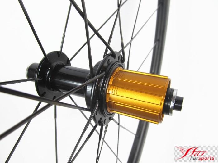 Farsports FSC38-CM-23 ED HUB ნახშირბადის - ველოსიპედები - ფოტო 5