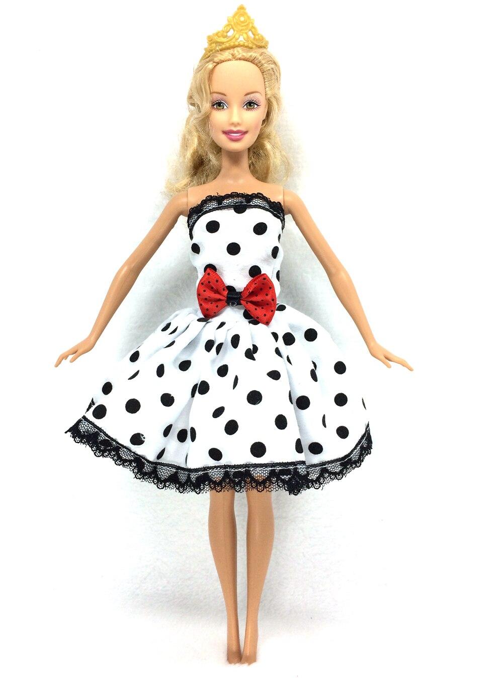 NK 10 Satz 2018 Neueste Prinzessin Puppe Outfit Schöne Party ...