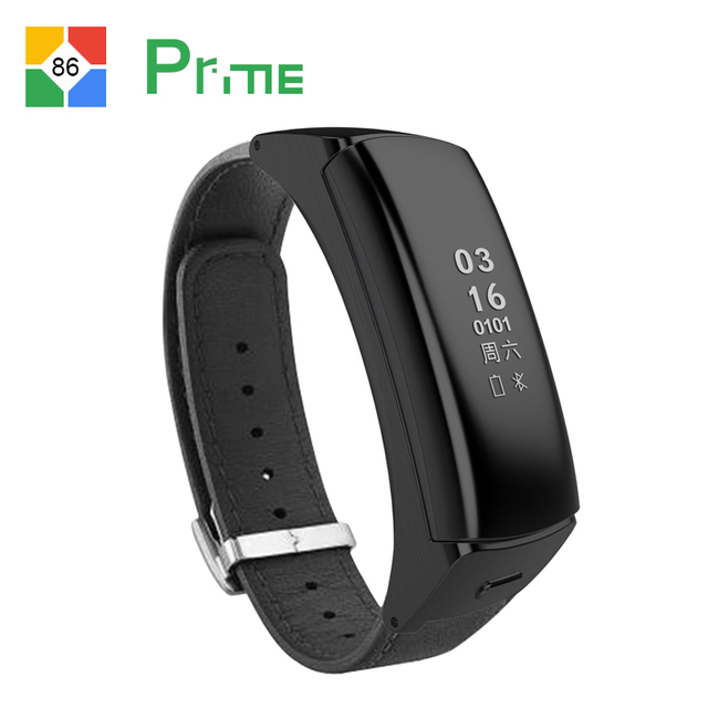 Smart Band N8 Bluetooth Earphone Wristband Touch-screen With Detachable Pedometer Sleep Tracker Sport Wristband For IOS Android