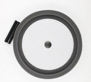 """Image 1 - 8.5 """"Concavehigh quanlity carro espuma Lustrando Pad & carro Almofada de espuma de acabamento Polonês Pad (AMERICAN material como MEGUIARS W0297)"""