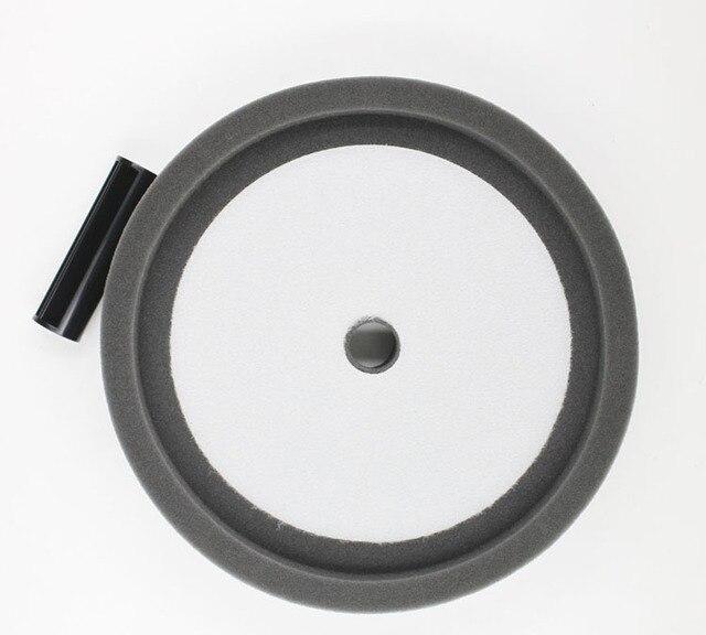 """8.5 """"Concavehigh quanlity carro espuma Lustrando Pad & carro Almofada de espuma de acabamento Polonês Pad (AMERICAN material como MEGUIARS W0297)"""