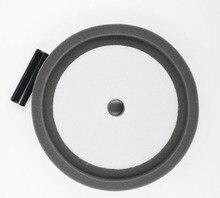 Высококачественная Магнитная поролоновая подкладка 8,5 дюйма для полировки автомобильной пены (американский материал как MEGUIARS W0297)