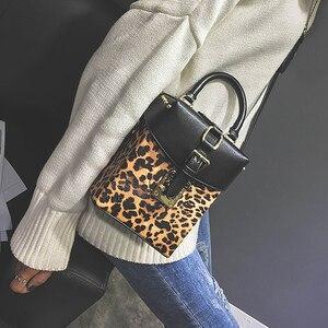 Image 5 - 유명 브랜드 맞춤형 큰 핸드백 미니 큐브 브랜드 원래 디자인 crossbody 가방 여성 메신저 가방