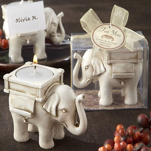 Elephant Tea Light Candles Holder Ceramic Bridal Wedding Home Decor Candle In Holders From Garden On Aliexpress Alibaba Group