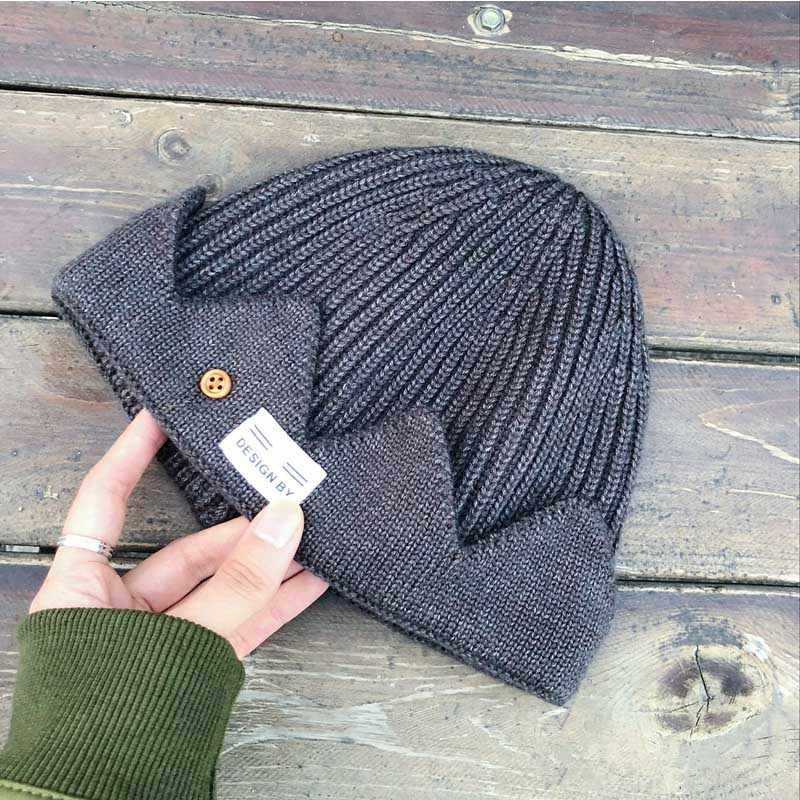 New Riverdale Jughead Jones Cosplay Beanie Hat Crown Knitted Cap
