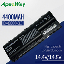 Buy Battery for HP Pavilion dv8000 dv8100 dv8200 dv8300 Series 396008-001 403808-001 EF419A EG417AA HSTNN-DB20 HSTNN-IB20 HSTNN-OB20 directly from merchant!