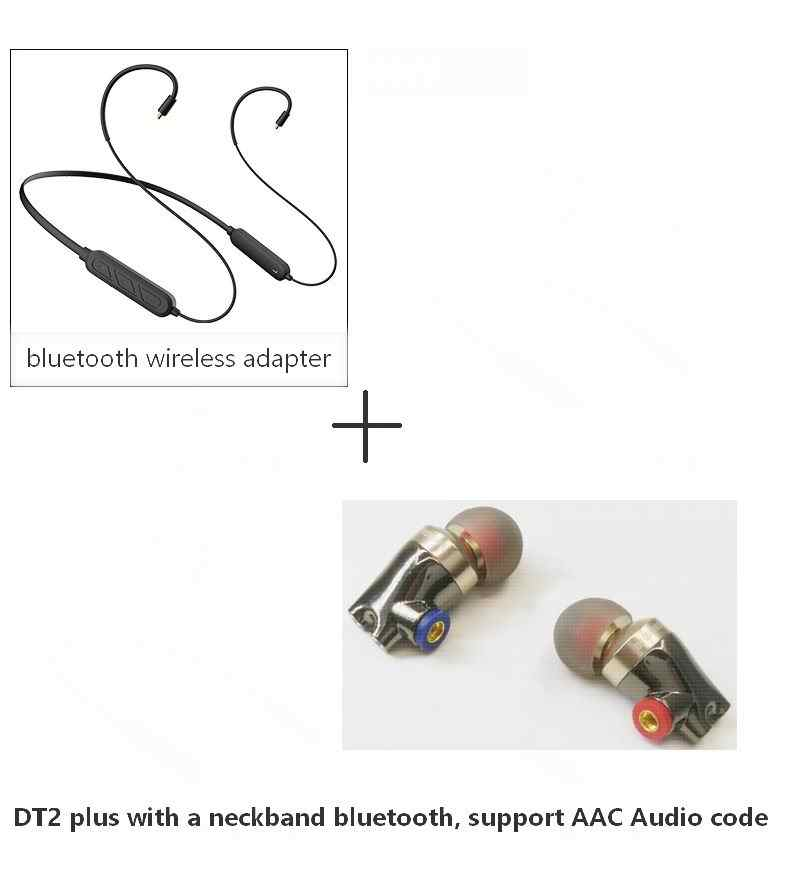 new technology 2019 bluetooth MMCX cable with DIY IE800 earphones compare Sennheiser ie800 ie80s with sport earhooks headset