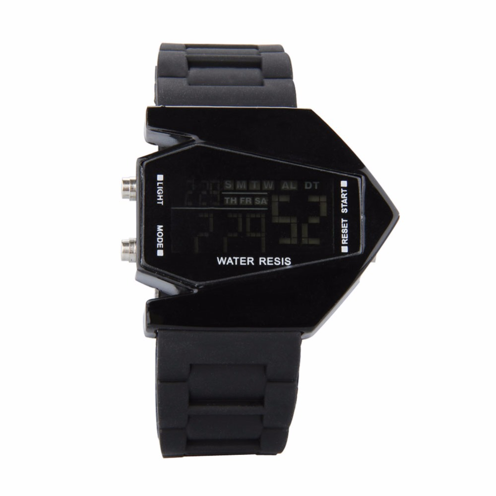 Թվային ժամացույց տղամարդկանց - Տղամարդկանց ժամացույցներ - Լուսանկար 6
