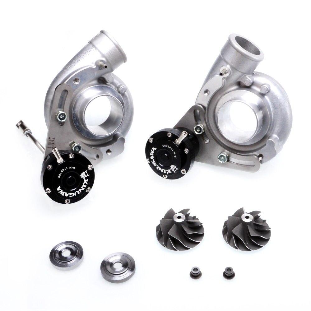 Kinugawa turbo compressor kit para mitsubishi 3000gt discrição TD04-19T