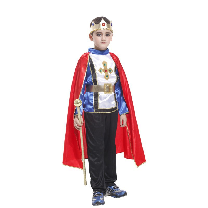 Halloween Boys Kids Prince Costume Children Rhinestone Crown coslpay Clothing Theme Party Wear fairy tale-in Boys Costumes from Novelty u0026 Special Use on ...  sc 1 st  AliExpress.com & Halloween Boys Kids Prince Costume Children Rhinestone Crown coslpay ...