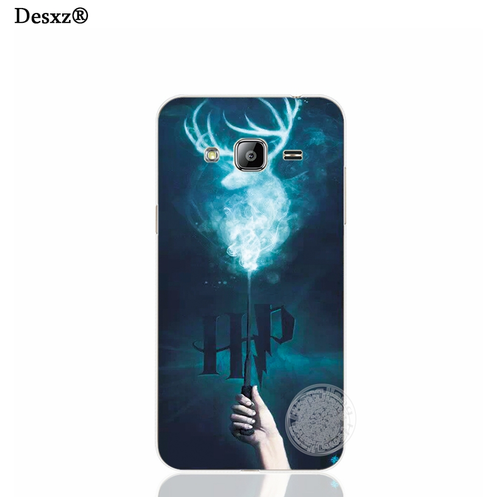 Desxz 18207 Harry Potter Movie Poster Magic Wand Unique cell phone case cover for Samsung Galaxy J1 ACE J5 2016 J7 N9150