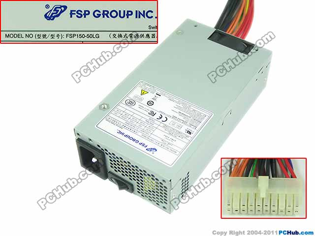 Emacro FSP Group Inc FSP150-50LG Server Power Supply 150W Flex PSU For All-In-One Computer HDD Video emacro fsp group inc fsp650 80glc server power supply 650w psu emacro sever computer 650w 100 240v 10 5a 50 60hz