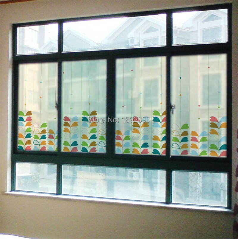 Decorative Stickers For Glass