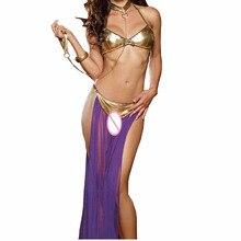 Frauen Cocktailkleid Insassen Versuchung Nachtwäsche Anzug Unterwäsche Mesh Mode G-String Sexy Dessous Babydoll erotische dessous