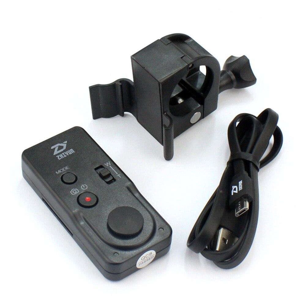 In Stock Zhiyun Newest Wireless Remote ZW B02 for Rider M Crane Crane M SMOOTH2 SMOOTH3