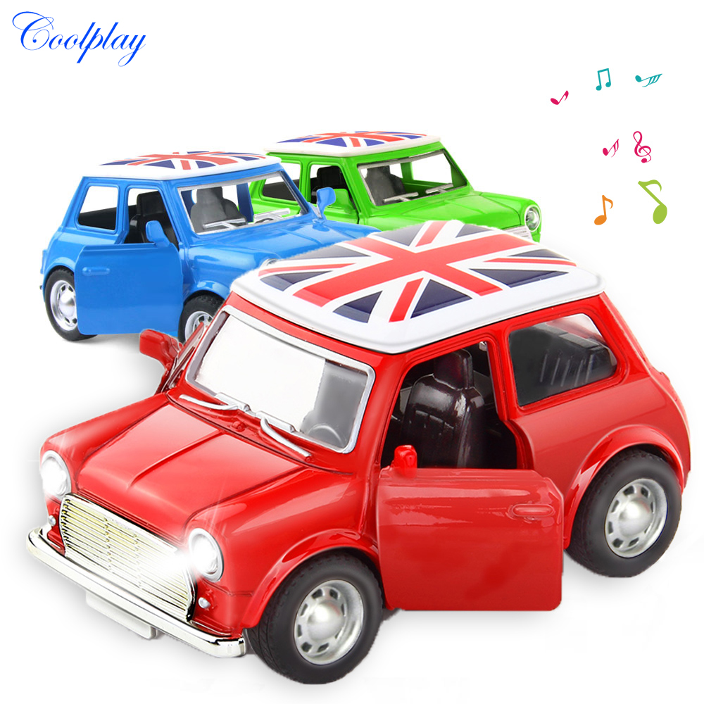 1:36 Alloy Car Pull Back Diecast Model Toy With Sound Light Collection Brinquedos Car Vehicle Toys For Boys Children Xmas Gift