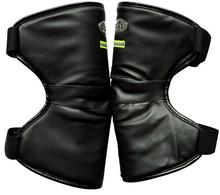 Winter Fleece Thermal Warm Windproof Bike Bicycle Cycling Protective Kneepad Knee Pads Covers