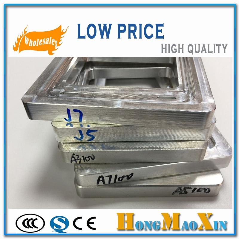 LCD Outer Glass Alignment Mould Metal Holder For Samsung Galaxy J1 J2 J3 J5 J7 E5 E7 Refurbishing alignment Model Mold