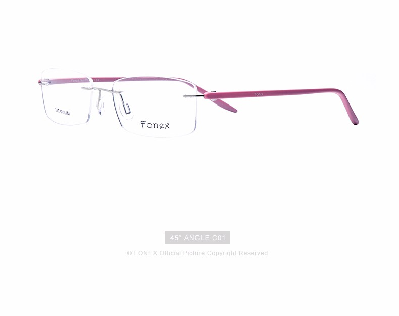 New-Fashion-Titanium-Myopia-Rimless-Glasses-Memory-Eyeglasses-Optical-Frame-TR90-Eyewear-Women-Brand-Designer-8201-FONEX_09