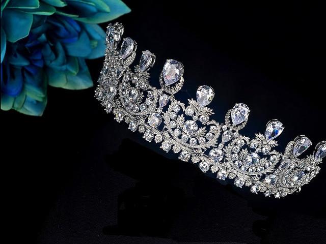 Купить тиары be женские свадебные с фианитами диадемы 8 ювелирных изделий