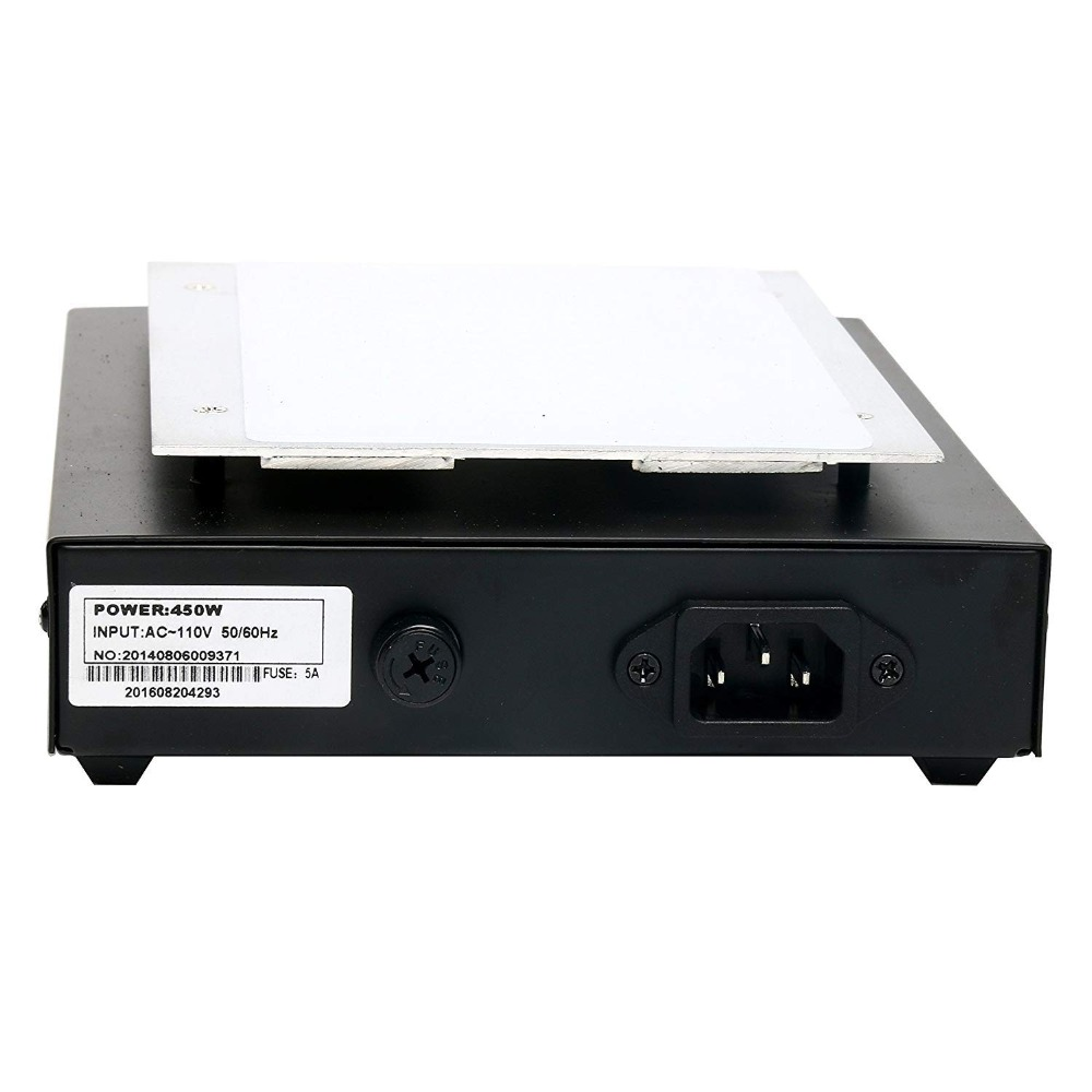 Vacuum Laminating Machine With LED Display And Auto Heating Metal Plate 7